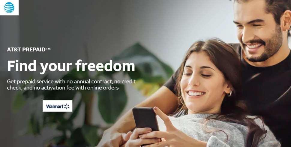 ATT Prepaid Walmart Double Data Promo