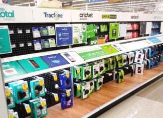 Boost Mobile And Virgin Mobile No Longer Sold At Meijer (Photo Via Wave7 Research)
