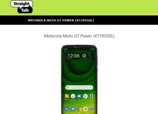 Moto G7 Power Is One Of Several New Devices Coming To Straight Talk Wireless