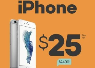 Boost Mobile Again Offers iPhone 6s For $25