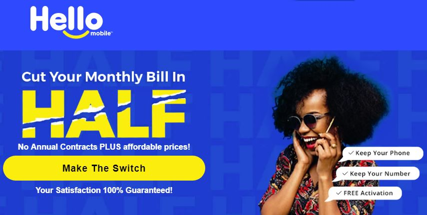 Hello Mobile Offers 15GB Of LTE Data For $25/Month