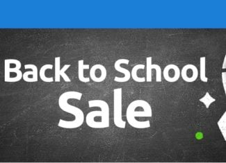 Tello Back To School 2019 Sale