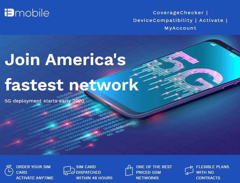 Best Mvno 2020.I3 Mobile Has New Wireless Plans And 5g Is On The Way Get