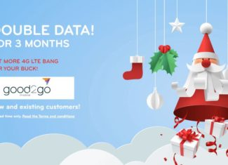 Good2Go Mobile Is Offering Double Data To Both New And Existing Customers