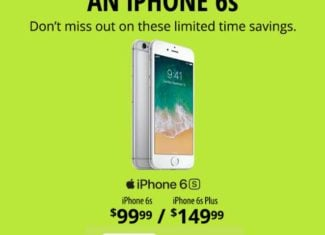Several Tracfone Brands Including Straight Talk Wireless Have The iPhone 6 On Sale For $99