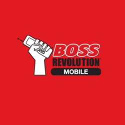 Boss Revolution Mobile Logo Large