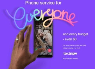 TextNow Launches Free Unlimited Talk And Text Phone Service