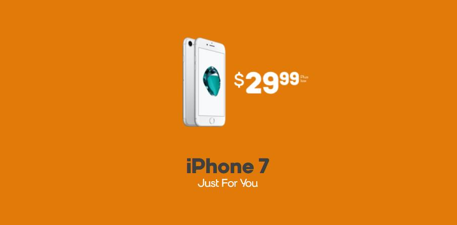 iPhone 7 Is Now $29.99 At Boost Mobile