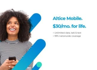 Altice Mobile Has Updated Its Unlimited Plan Offering To Cost More And Include Less Data
