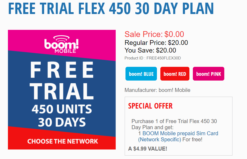 Boom! Mobile Is Now Offering A Free Trial