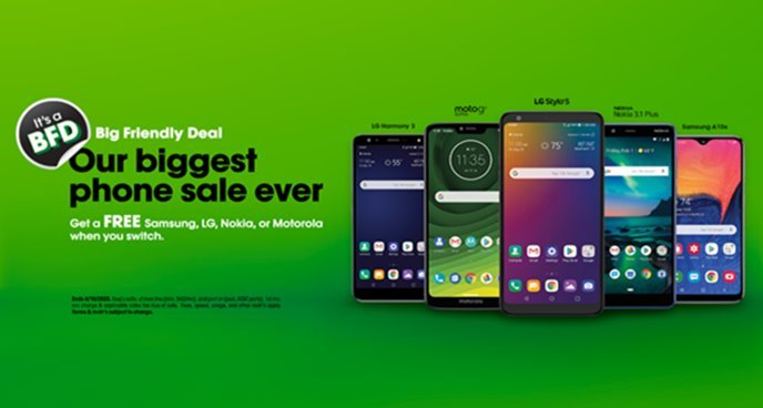 Cricket Wireless Announces Biggest Phone Sale Ever