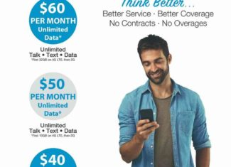 Selectel Wireless Updated A Couple Of Phone Plans To Include More Data