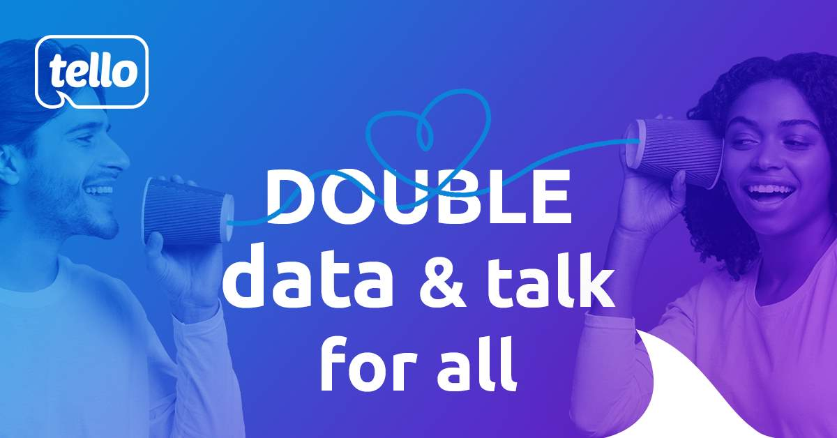 Tello Mobile Responds To COVID-19 Pandemic With Double Data And Talk Offer