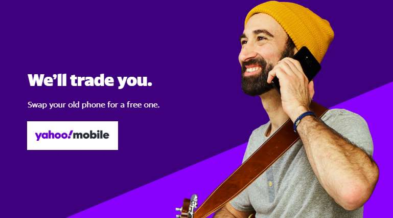 Yahoo Mobile Allows You To Trade In Your Old Device For A New One