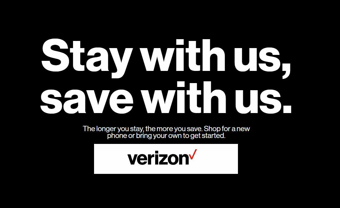 Verizon Prepaid Introduces Customer Loyalty Discount Program