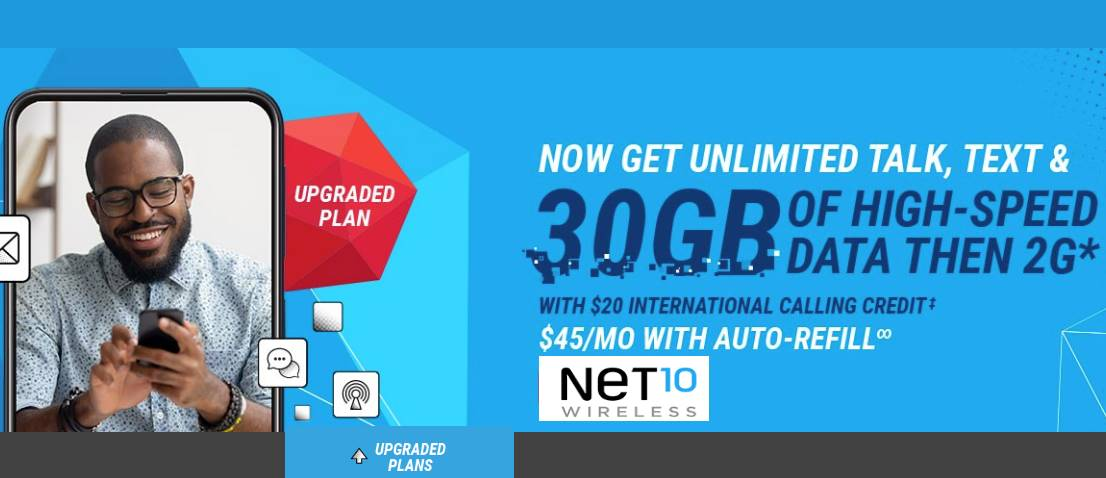 NET10 Wireless Plans Have Been Updated To Include Significantly More Data