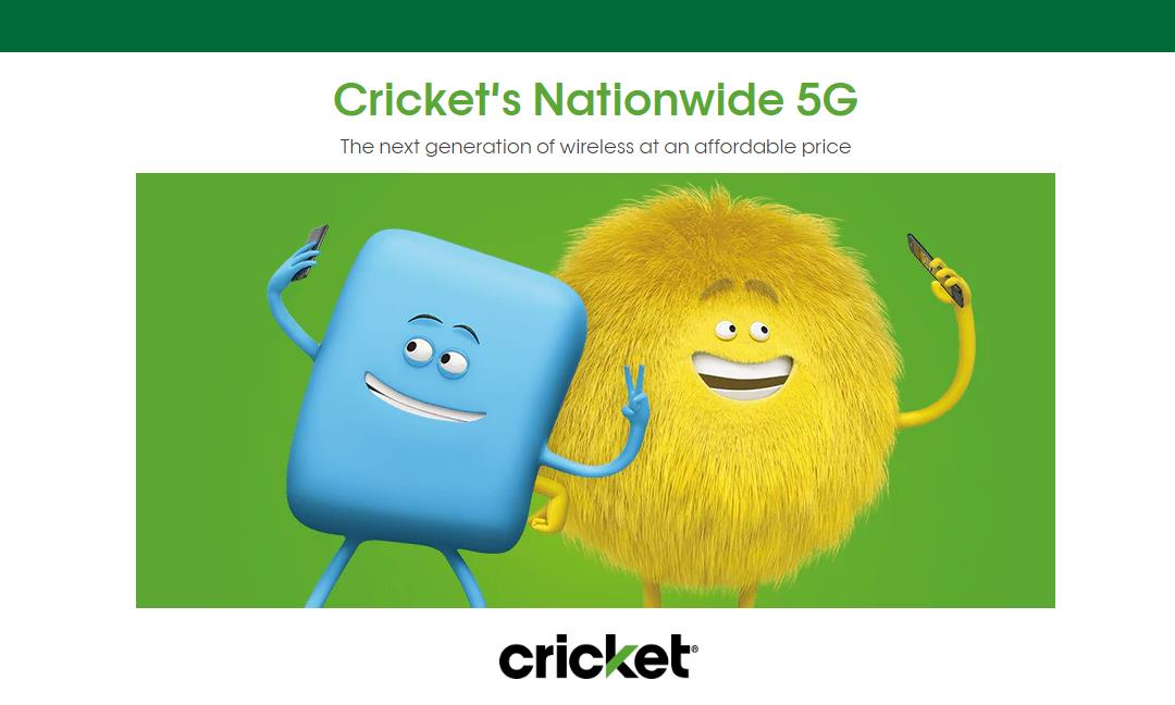 5G Network Access Is Now Available With Cricket Wireless