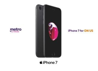 Metro By T-Mobile Now Offering Free iPhone 7