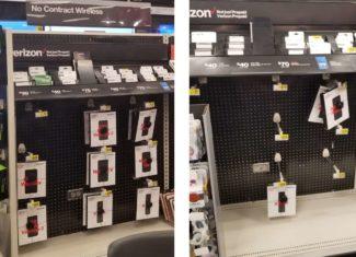 Verizon Prepaid Is Leaving Target