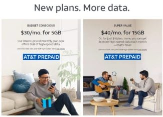AT&T Prepaid Has Improved Its Plans