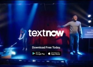 TextNow Has A New TV Ad Airing Nationwide