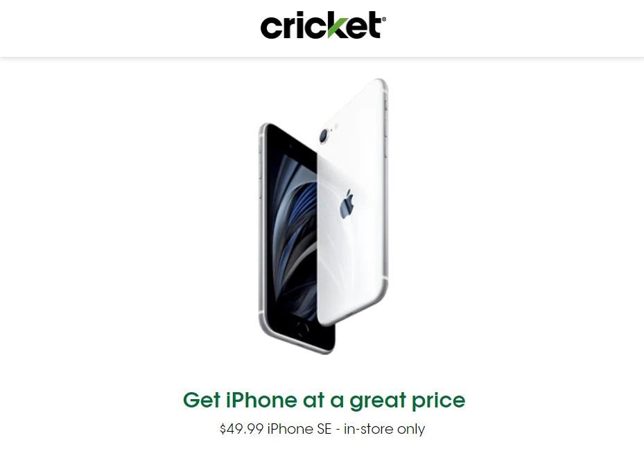 Cricket Wireless First Deals Of 2021 Announced