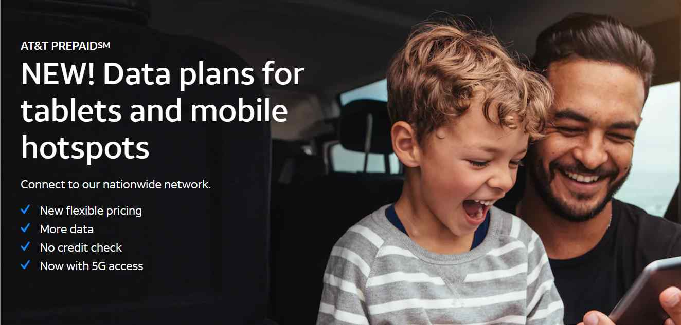 ATT Prepaid Updates Data Only Plans With More Data
