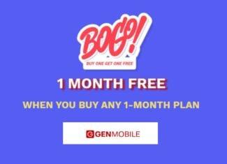 Gen Mobile Has A BOGO Offer