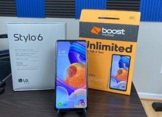 LG Stylo 6 Popular Device In Prepaid (Photo Via Twitter Boost Mobile Dealer)