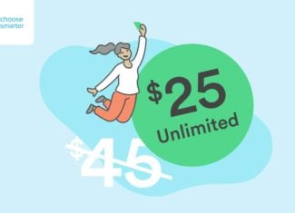 New Customers Get $20/Month Off Ting's $45 Unlimited Plan For 3-Months