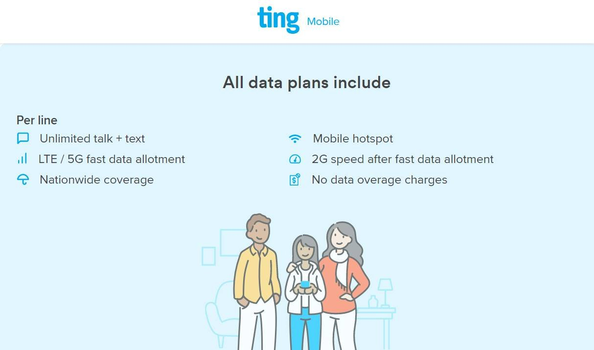 Ting Mobile Adds New Plan Lowers Price Of Unlimited Pro