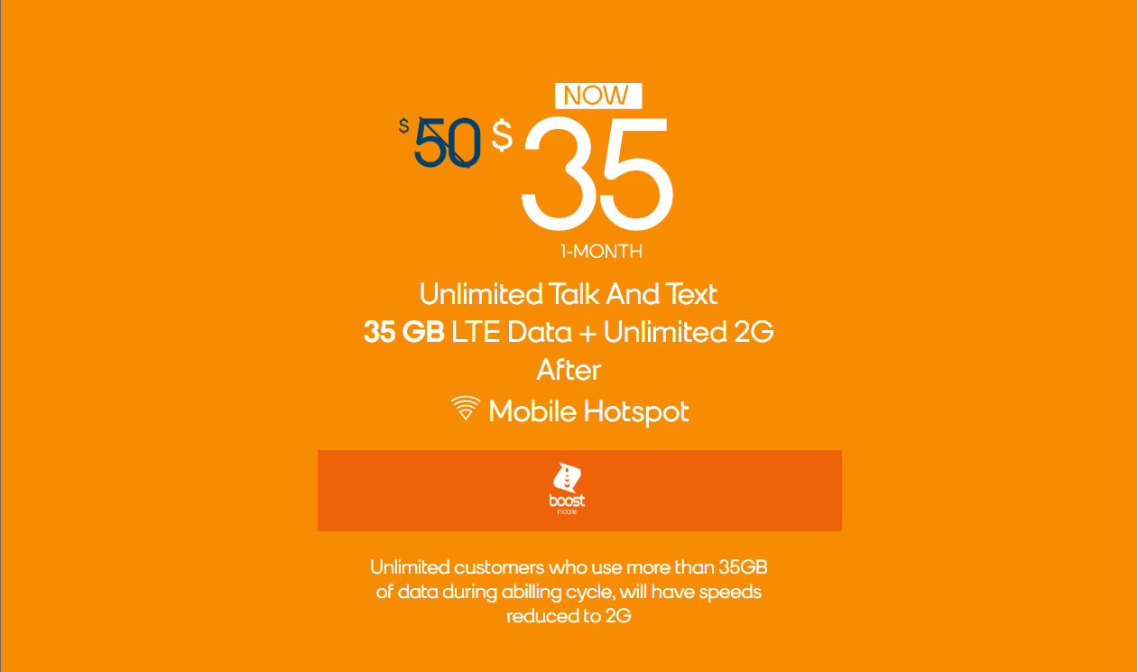 Boost Mobile To Charge For Taxes And Fees, Updates Online Promos