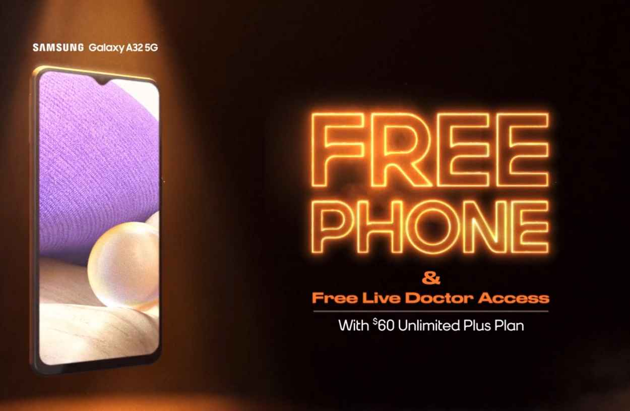Screenshot, New Boost Mobile TV Ad Marketing Free Phone And Free Live Doctor Access