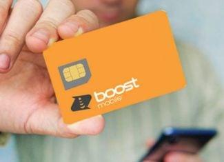 Boost Mobile Stack Social Deal