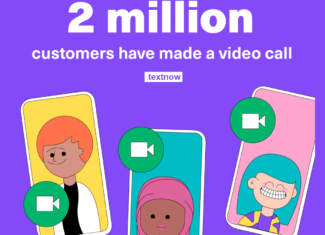 TextNow Millions Of Video Calls Placed
