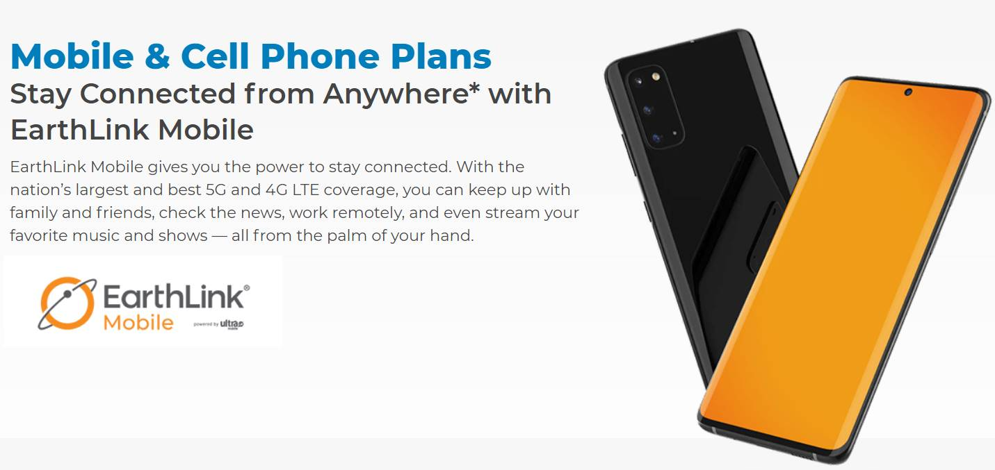 EarthLink Launches EarthLink Mobile Powered By Ultra Mobile
