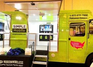 Simple Mobile Wins Wave7 Research 3Q21 Dealer Survey (Photo By Wave7 Research)